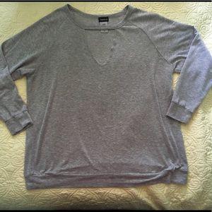 Torrid Keyhole Sweater/Tee size 2